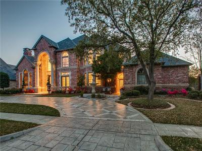 Colleyville Single Family Home Active Option Contract: 5308 Miramar Lane