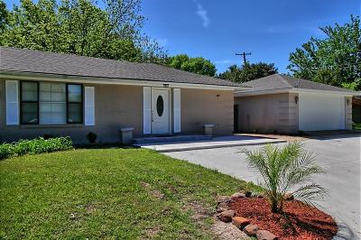 Waxahachie Single Family Home For Sale: 215 Overhill Drive