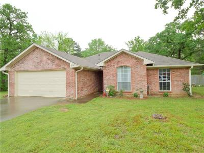 Lindale Single Family Home Active Option Contract: 13199 Lauren Lane