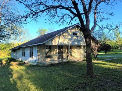 Cooke County Single Family Home For Sale: 110 County Road 171