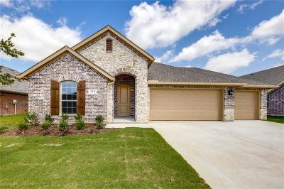 Forney Single Family Home For Sale: 112 Olympic Lane