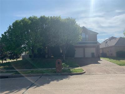 Desoto Single Family Home For Sale: 721 Magnolia Trail