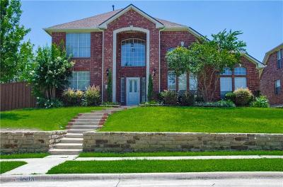 Richardson Single Family Home For Sale: 3608 Parkhurst Circle