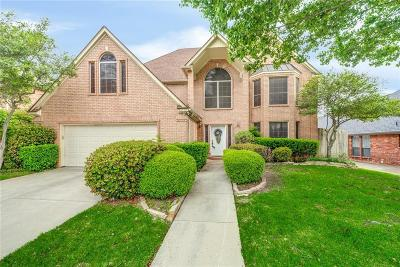 Bedford Single Family Home For Sale: 3117 Willow Creek Way