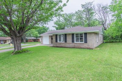 Mesquite Single Family Home For Sale: 3745 Tam O Shanter Drive