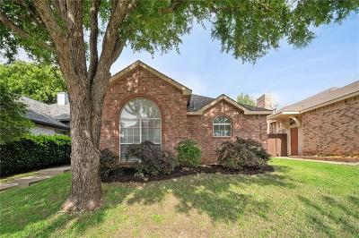 Lewisville Single Family Home For Sale: 1820 Orchard Drive