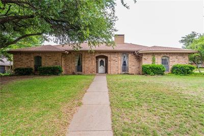 Duncanville Single Family Home Active Option Contract: 942 Green Tree Lane