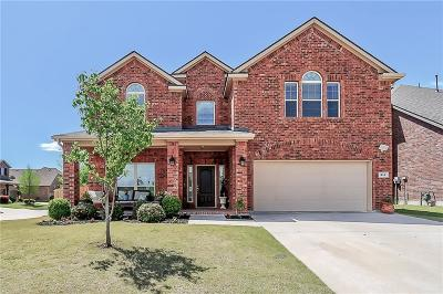 Collin County Single Family Home For Sale: 912 Hollowbrook Circle