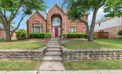 Frisco Single Family Home For Sale: 8316 Pinnacle Drive