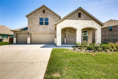 Forney Single Family Home For Sale: 124 Joshua Tree Court