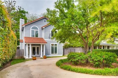 Fort Worth Single Family Home For Sale: 1828 Western Avenue