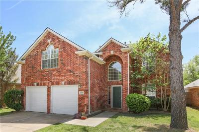 Flower Mound Single Family Home Active Option Contract: 3705 Kales Lane