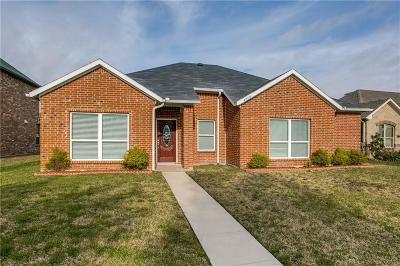 Rowlett Single Family Home For Sale: 4809 Highgate Lane