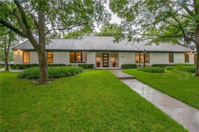 Dallas Single Family Home For Sale: 13743 Sprucewood Drive