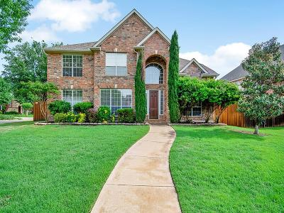 Richardson Single Family Home Active Option Contract: 4601 Southpointe Drive
