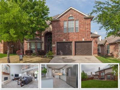 Fort Worth Single Family Home For Sale: 4913 Giordano Way