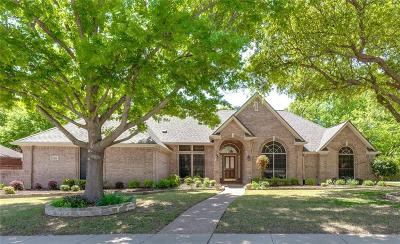 Southlake Single Family Home For Sale: 1412 Stone Lakes Drive
