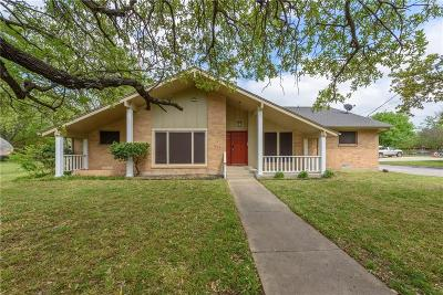 Cooke County Single Family Home For Sale: 1202 Fair Avenue