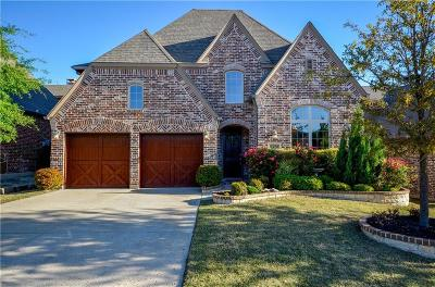McKinney Single Family Home For Sale: 6320 Canyon Crest Drive