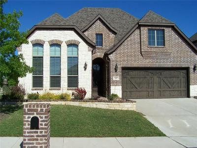 Rockwall Single Family Home For Sale: 1307 Middleground Drive