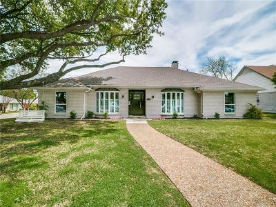 Dallas Single Family Home For Sale: 7324 Meadow Oaks Drive