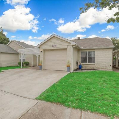 Mesquite Single Family Home For Sale: 2612 Glenmore Drive