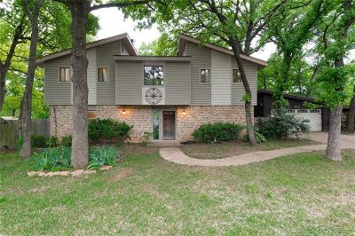 Grapevine Single Family Home For Sale: 2912 S Creekwood Drive