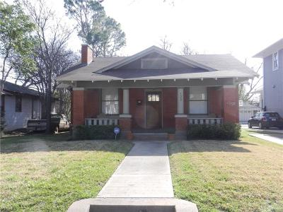 Dallas Single Family Home For Sale: 122 S Montclair Avenue
