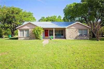 Palo Pinto Single Family Home For Sale: 718 Cedar