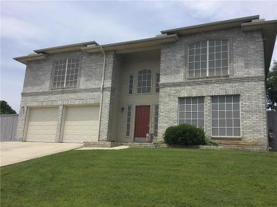 Corinth Single Family Home For Sale: 2100 Barton Springs Drive