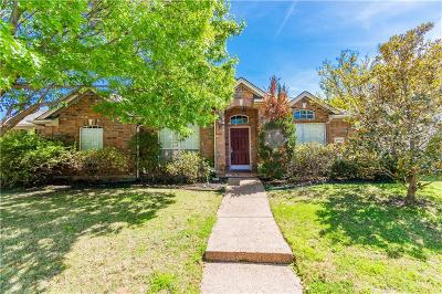 The Colony Single Family Home For Sale: 6314 Day Spring Drive