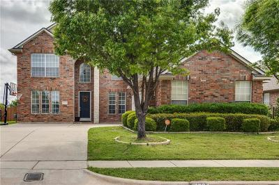 Fort Worth Single Family Home For Sale: 10624 Grayhawk Lane