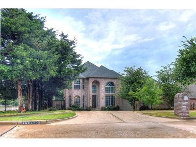 Flower Mound Single Family Home For Sale: 2028 Skelton Street