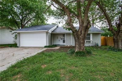 Lewisville Single Family Home For Sale: 579 Kent Drive
