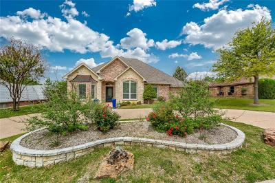 Benbrook Single Family Home Active Option Contract: 100 Legend Road