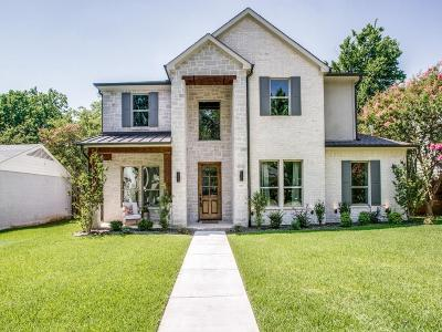 Dallas Single Family Home For Sale: 9617 Lakemont Drive