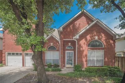 Irving Single Family Home For Sale: 413 Moonlight Way