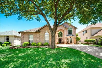 Garland Single Family Home For Sale: 310 Fairway Meadows Drive