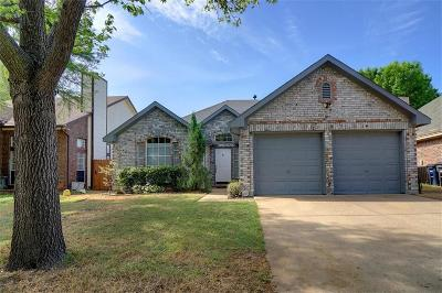 Fort Worth Single Family Home For Sale: 4732 Bracken Drive