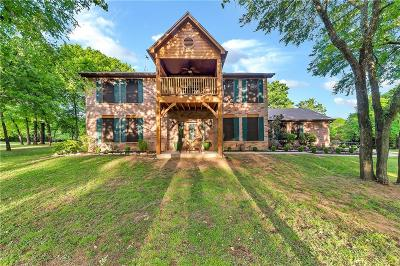 Denton County Single Family Home For Sale: 400 Oak View Drive