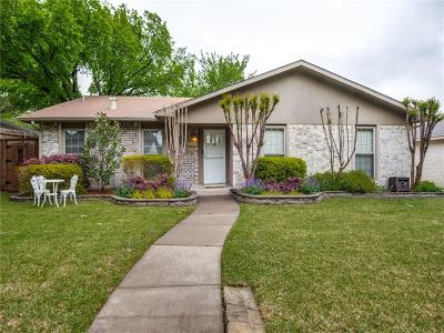 Denton County Single Family Home For Sale: 3106 Falkland Road
