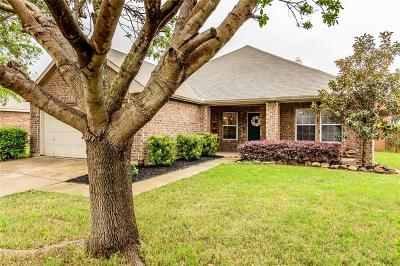 Fort Worth Single Family Home For Sale: 1816 Creek Crossing Drive
