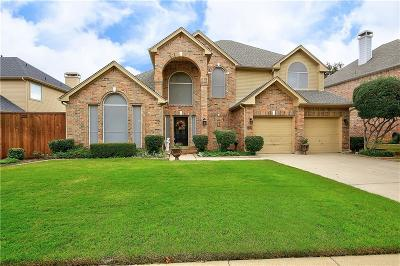 Flower Mound Single Family Home Active Option Contract: 2724 Crepe Myrtle Drive