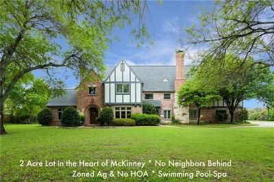 McKinney Single Family Home For Sale: 501 Saint Gabriel Way