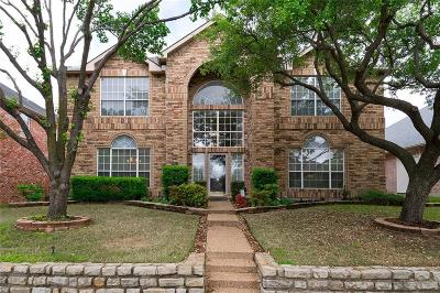 Carrollton Single Family Home For Sale: 3613 Field Stone Drive