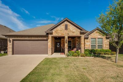 Burleson Single Family Home For Sale: 1680 Yukon Drive