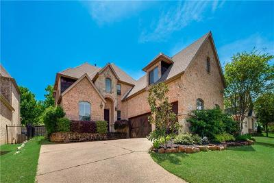 Trophy Club Single Family Home For Sale: 62 Cypress Court