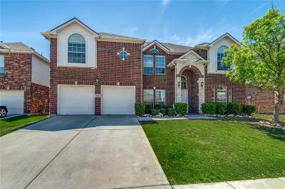Fort Worth Single Family Home For Sale: 309 Cold Mountain Trail