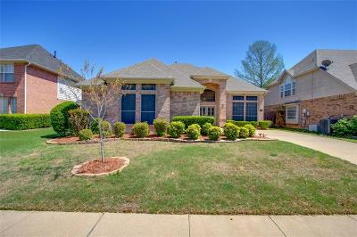 Tarrant County Single Family Home For Sale: 6307 Bramble Creek Court
