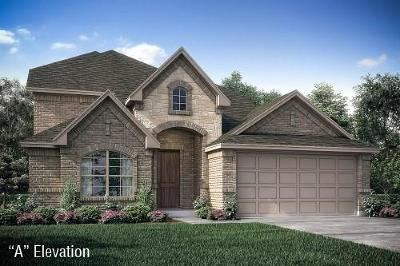 Midlothian Single Family Home For Sale: 810 Lonesome Dove Drive